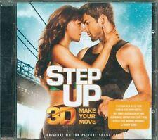 Step Up 3D Ost - Flo Rida/David Guetta/Pitbull/Estelle/Chromeo Cd Ottimo