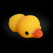 Yellow Mochi Lovely Duck Squishy Squeeze Healing Stress Reliever Toy Gift Decor