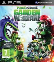 Plants Vs Zombies Garden Warfare (PS3) - MINT - Super FAST & QUICK Delivery FREE