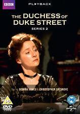 DVD:THE DUCHESS OF DUKE STREET - SEASON 2 SET  - NEW Region 2 UK