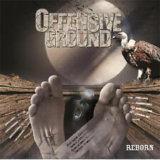 Offensive Ground - Reborn - great new Swedish metal