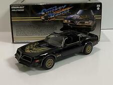 Smokey and the Bandits 1977 Pontiac Trans AM 1:24 Scale Greenlight 84013