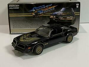 Smokey and the Bandits 1977 Pontiac Trans AM 1:24 Scale Greenlight 84013