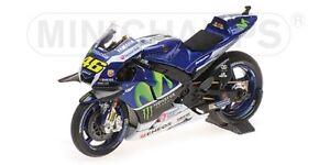 Minichamps Yamaha YZR-M1 Movistar Yamaha – Valentino Rossi – Motogp 2016 1/18