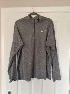 Nike Womens Running Top Grey XL