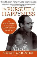 The Pursuit of Happyness by Chris Gardner 2006 Paperback 0060744871 Autographed