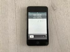 Apple iPod touch 2nd Generation Black (8GB) *Touch Screen Faulty*