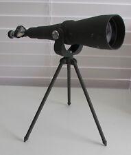 Vintage Japan Telescopes Inspection Institute JTII Skyline Deluxe Tabletop 30x60