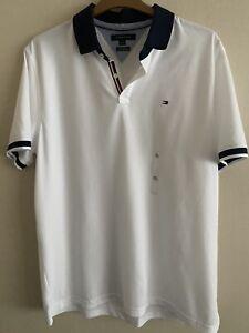 BNWOT Mens Tommy Hilfiger Polo Shirt Size XL