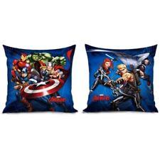 Cuscini e coperte decorativi multicolore Marvel per bambini