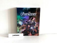 Avengers (3D+2D) Blu-ray Steelbook Novamedia Full Slip A