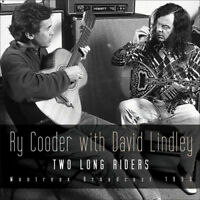Ry Cooder with David Lindley : Two Long Riders: Montreux Broadcast 1990 CD