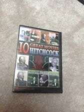 10 Great Hitchcock Movies dvd
