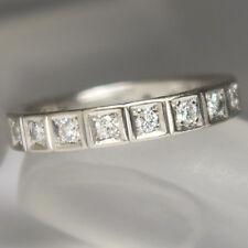 Niessing Ring Memoirering mit ca.0,57ct TW-vsi Brillant in 585/14K Weißgold