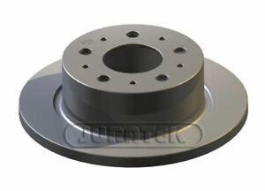 JURATEK REAR BRAKE DISC FOR FIAT DUCATO BOX 130 MULTIJET 2.3 D