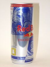 Energy Drink Red BULL  Dose 250 ml STREETFIGHTER Neu Voll Edition Germany 2017