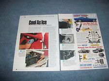 """Classic Auto Air A/C Early Mustang How-To Tech Info Article """"Cool as Ice"""""""