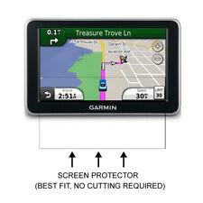 3x Garmin Nuvi 2460 LT LMT 2460LT 2460LMT Clear LCD Screen Protector Shield Film