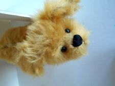 Scooter Retired 9in Ganz Cottage Collectibles Artist Sue Coe Plush Dog CC1419