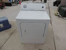 LOCAL PICKUP Whirlpool Dryer WED5300SQ0 Needs Belt To Spin White 50124
