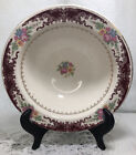 Vintage Homer Laughlin B1330  Round Vegetable Bowl . Made in U.S.A.
