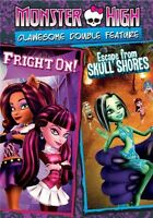 Monster High: Clawesome (2014, DVD NUOVO) (REGIONE 1)