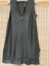 Zara Home Knitwear Grey Sleeveless Sweater Vest. Size M/L. New.