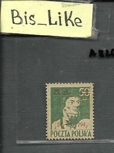 BIS_LIKE:stamp Poland w.g. LOT AP 03-820