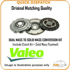 VALEO VALEO GENUINE OE SOLID MASS FLYWHEEL AND CLUTCH  FOR AUDI A6  835012