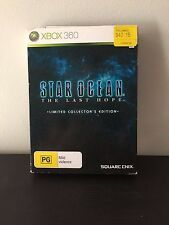 Star Ocean: The Last Hope - Limited Collectors Edition Xbox 360
