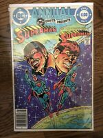 DC Comics Presents Annual #1 1st Alexander Luthor NM