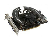 MSI N550GTX-TI Cyclone II GeForce GTX 550 Ti 1 GB GDDR5 PCI-E   #6368