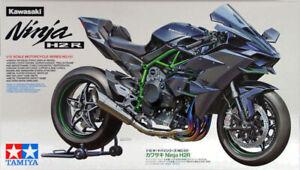 TAMIYA 14131 Kawasaki Ninja H2R Motorcycle Plastic Model Kit 1/12