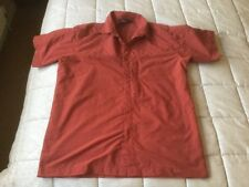 Rohan Mens Silver Trail Shirt With Dynamic Moisture Control Size Small