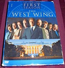THE WEST WING - THE COMPLETE FIRST SEASON 4 DVD SET