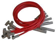 MSD Ignition 32739 8.5mm Red Spark Plug Wires Chrysler Big Block for MSD Cap