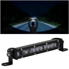 6D 60W 7inch LED Work Light Bar Car Driving Fog Flood Lamp Offroad Waterproof