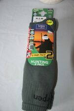LORPEN - Pack 2 paires chaussettes Chasse / Peche - T : XL - 47 - 50 neuf (a)