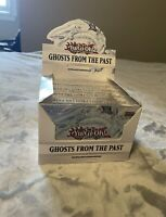 Yu-Gi-Oh! Ghosts from the Past 1 Display Box (5 Mini Boxes) Full Case YUGIOH