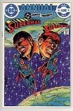 DC Comics Annual 1 - Superman - High Grade 9.0 VF/NM