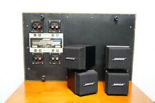 Bose Acoustimass 2.1 Sound System