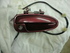 R-93P MAROON Acura Integra PASSENGER SIDE Door Handle OEM 95 96 97 98 99 00 01
