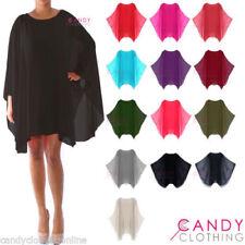 Polyester Regular Size Dresses Oversize