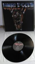 Unblessed self titled 1993 LP Vinyl Record s/t same