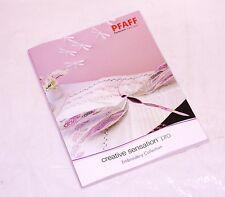 Pfaff Sensation Pro Embroidery Collection  Catalog
