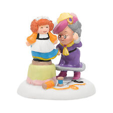 Department 56 North Pole Sew Perfect Girl Elf Accessory New 4036551 2014 D56