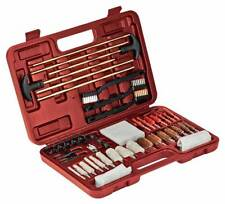 Weaver 70074 Outers Universal 62-piece Blow Molded Gun Cleaning Kit