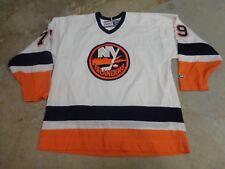 add0fef49 VTG JERSEY CCM NEW YORK ISLANDERS YASHIN  79 SZ XL MEN HOCKEY 90S NHL SEWN