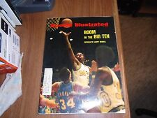Sports Illustrated 1972 Campy Russell Cover/Julius Erving/ Bobby Orr