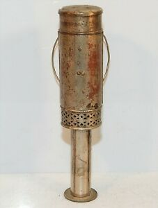 Alte Kerzenlampe 1920er Jahre Oldtimer